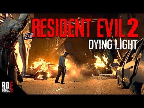 RESIDENT EVIL 2: REMAKE | Dying Light Mod