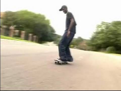 How to do a Hardflip on a Skateboard : How to Ollie on a Skateboard for a