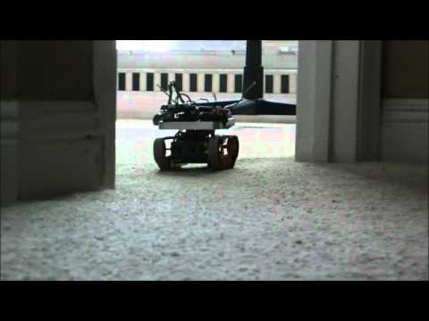 Light Seeking Arduino Robot