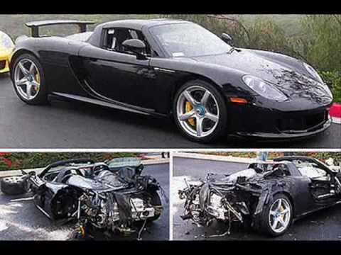 exotic cars - crash compilation