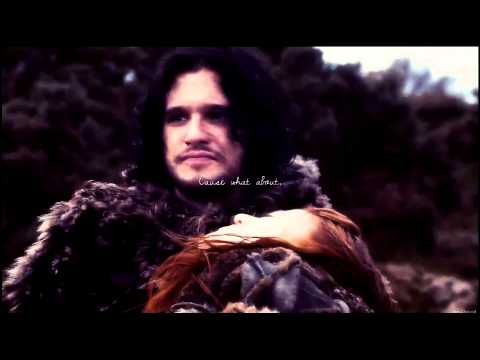 Jon & Ygritte | not about angels
