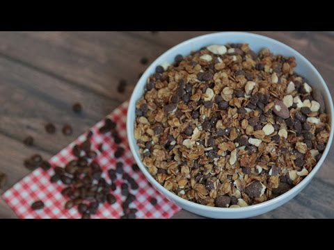 Homemade Granola 3 Delicious Ways