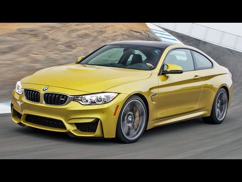 2015 BMW M4 Hot Lap! - 2014 Best Driver's Car Contender