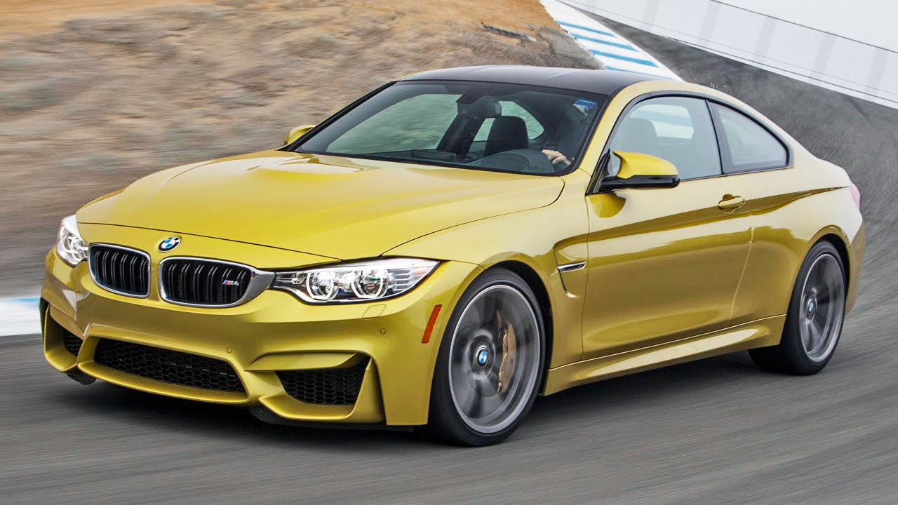 Mazda Raceway Laguna Seca >> 2015 BMW M4 Hot Lap! - 2014 Best Driver's Car Contender - YouTube