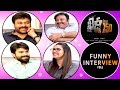 Niharika Funny Interview With Khaidi No150 Team || Chiranjeevi, Ram Charan, VVVinayak