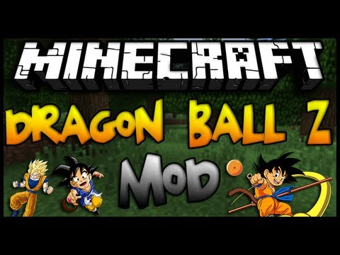 Minecraft - Como instalar DRAGON BALL Z MOD - CLIENT & SERVER - ESPAÑOL