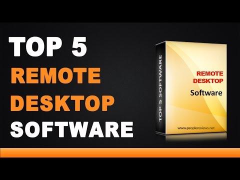 Best Remote Desktop Software - Top 5 List