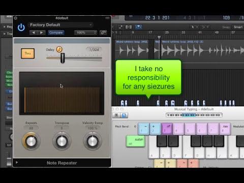 Logic Pro X Tutorial: Converting Guitar to MIDI