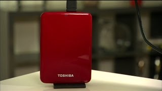 Toshiba Canvio Connect uses Pogoplug to increase its value.
