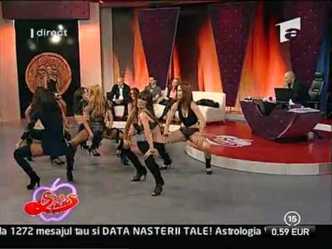 Andreea Balan - Trippin'  Un Show Pacatos video