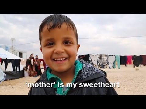 Being a mother is a difficult job. Being a mother in Syria right now is particularly challenging.