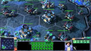 Terran Tips and Tricks - Starcraft 2 - Part 1 of 2