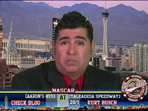 Auto Racing  Sports Nascar on Nascar Aaron S 499auto Racing Preview