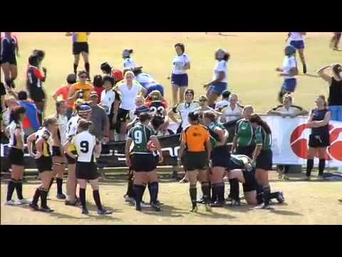 Severn River vs. Pittsburgh Angels - 2012 USA Rugby Women's D2 Senior Club Championship