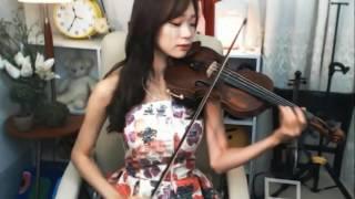 [바이올린세영]DJ Okawari - Flower Dance (violin.ver)