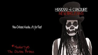 Revolutionary Hoodoo New Orleans Voodoo Secrets and Recipes ~ Voodoo Chief Divine Prince Ty Emmecca
