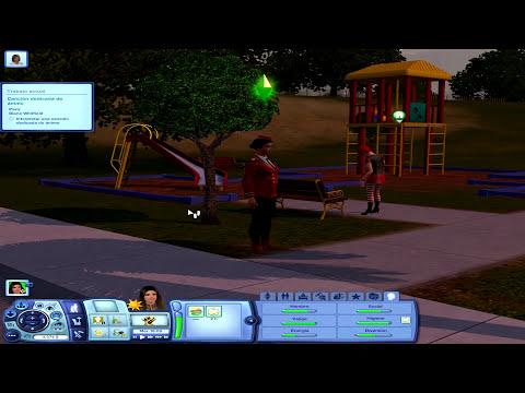 Los Sims 3 Salto a la fama - Capítulo 3 Plantada