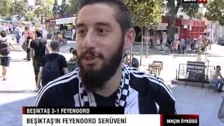 Beşiktaş - Feyenoord Serüveni - BJK TV