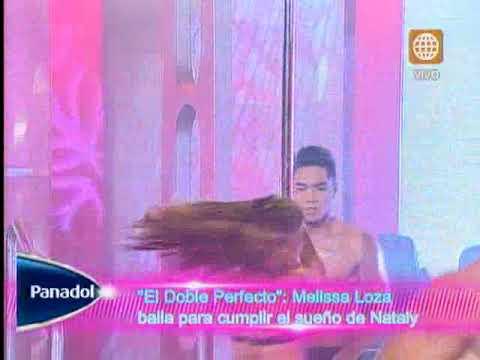 Melissa Loza realizó un sensual baile del tubo al ritmo de 'Rabiosa'
