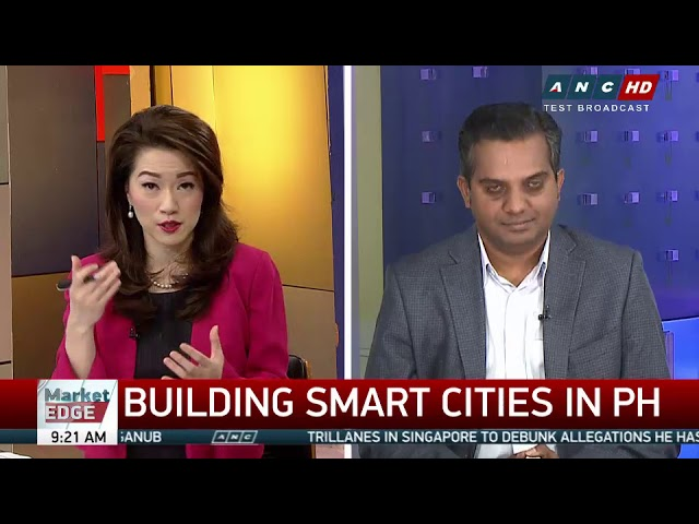 Metro Manila needs 'smart lighting' to be a 'smart city': Philips
