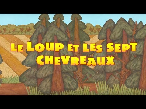 Les Contes de Masha - Le Loup et les Sept Chevreaux (Épisode 1)