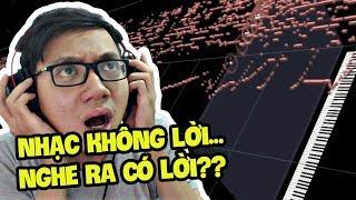 NHẠC KHÔNG LỜI NHƯNG TAI NGHE THẤY LỜI HÁT?? - ẢO GIÁC ÂM THANH (Sơn Đù Vlog Reaction)