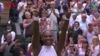 Serena Williams llega a 22 títulos de Grand Slam al ganar Wimbledon
