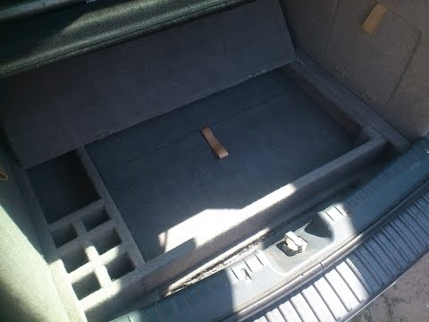 Органайзер в багажник гранты своими руками