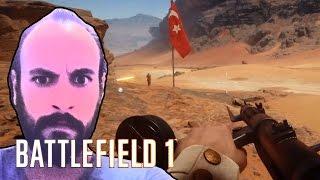 Battlefield 1 (OSMANLI) Oynuyoruz | PC (Beta)
