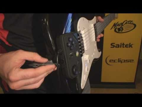 MAD CATZ ROCK BAND 3 MIDI PRO ADAPTER (CES 2011)