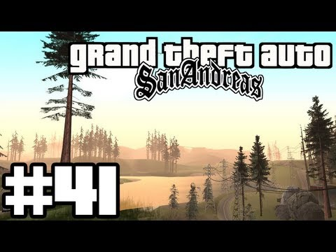 GTA: San Andreas Walkthrough - Yuvarlanan Arabalar - Bölüm 41