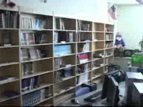 Villa Maria School Principal Thanks TIC Gums for Donations - 10/20/2010