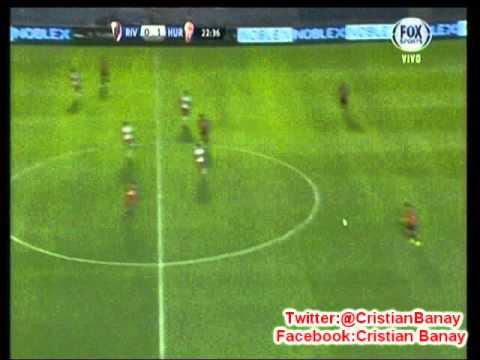 Huracan 1  River 0 (fm 92.3 la radio) Supercopa Argentina 2015