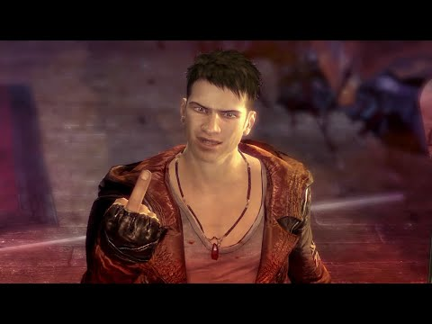 Why DmC's Dante is a Bad Character