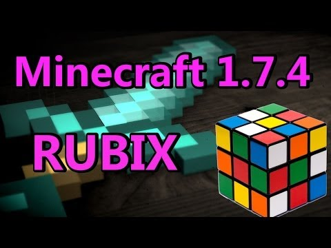 Minecraft 1.7.5 : Hacked Client - Rubix - Simple and Easy Hacked Client by ConnorFTW [HD]