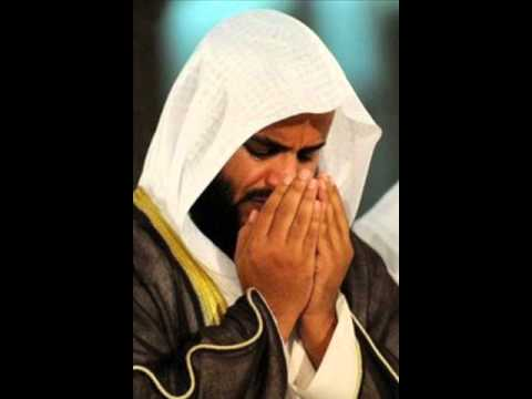 Beautiful Dua' By Sheikh Mishary Al-Afasy