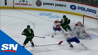 Charlie Coyle Burns Canadiens With Shorthanded Beauty