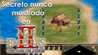 Secreto NUNCA mostrado en Age Of Empires 2 [NO es un truco]