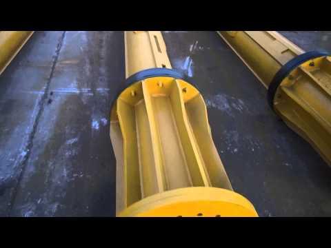 kelly bar ( hydraulic rotary drilling rig-- jeitaihaoli@hotmail.com)