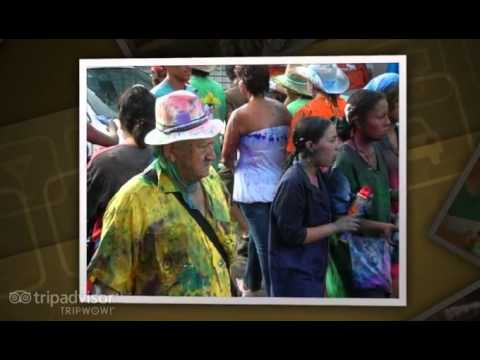 Bolivia Tourism: Carnival (Carnaval) in Bolivia