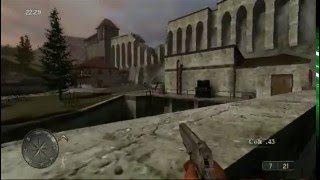 (PS2) Call Of Duty 3 - Gameplay Online (DM) [04/02/2016]