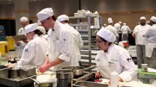 2015 ProStart Cooking Competition at McCormick Place, Chicago, IL