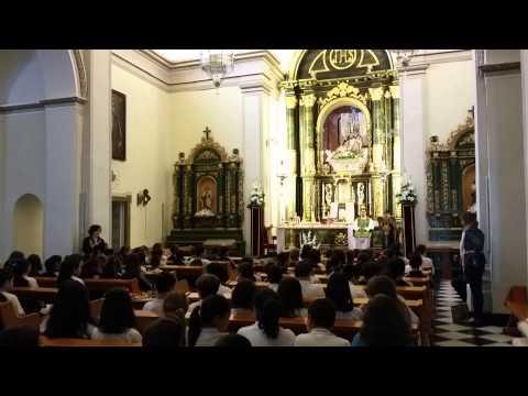 Eucaristía inicio de curso - Colegio de La Presentación de Guadix