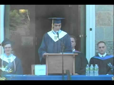 Housatonic Valley Regional High School Graduation 2013
