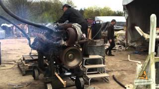 Polish Tank Engine Prototype V12 DIESEL SUPERCHARGED