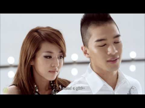 Taeyang ~ I Need a Girl (Dance Ver.) [MV] [ENG SUB] Music Videos