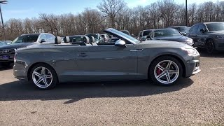 2019 Audi S5 Cabriolet Lake forest, Highland Park, Chicago, Morton Grove, Northbrook, IL A190297