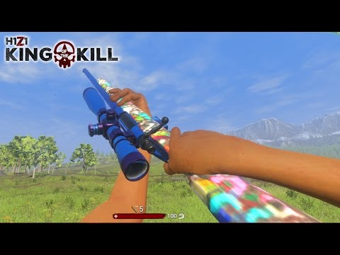 NEW H1Z1 UPDATE IS OUT NOW! - H1Z1 King Of The Kill Gameplay Update! (New Patch)