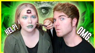 SHANE DAWSON DOES MY MAKEUP!