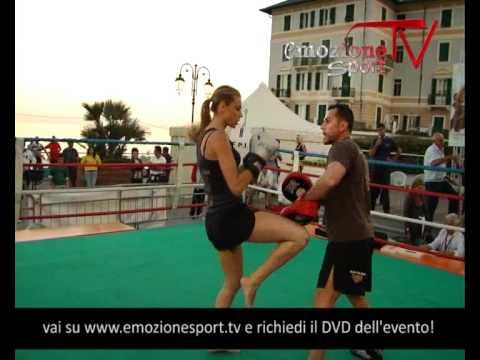 EmozioneSport.tv – Kombat Team Alassio + Boxe – 15/6/2012